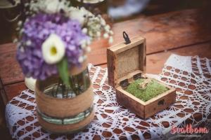 Svatba do fialova