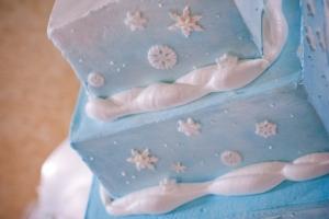 Modrá svatba