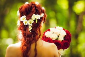 Svatební účesy fotogalerie