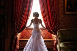 Nevěsta v okně