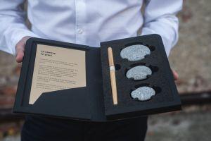 Skippy Stones jako svatební dar