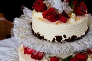 Svatební dorty fotogalerie