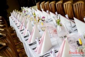 Svatební tabule fotogalerie