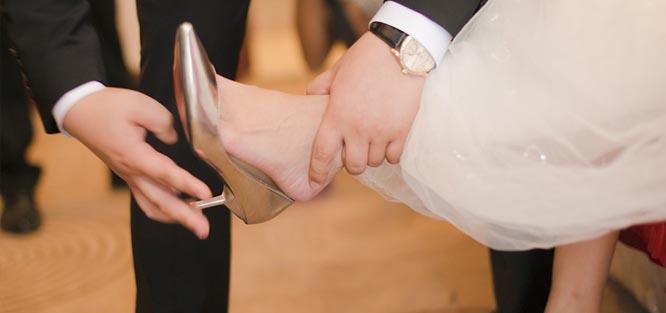 Hry na svatbu - Popelky
