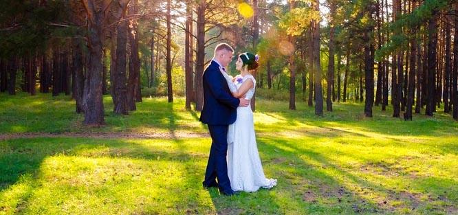 Jak vybrat místo na svatbu?