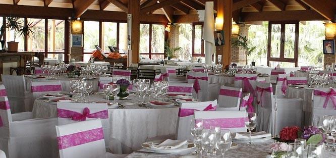 Jak vybrat místo na svatbu podle kapacity?