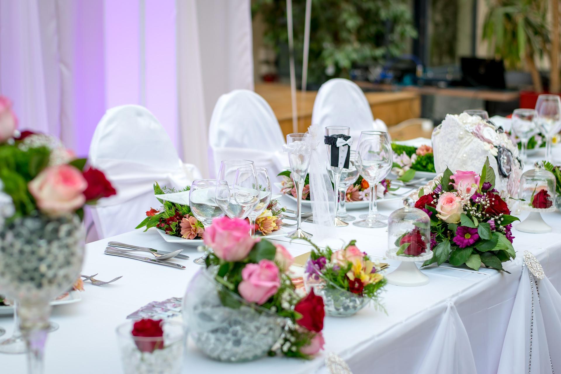 Jak vybrat místo na svatbu