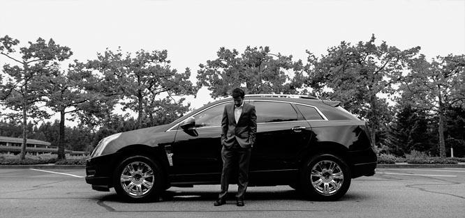 Odvoz ze svatby - rozvoz aut