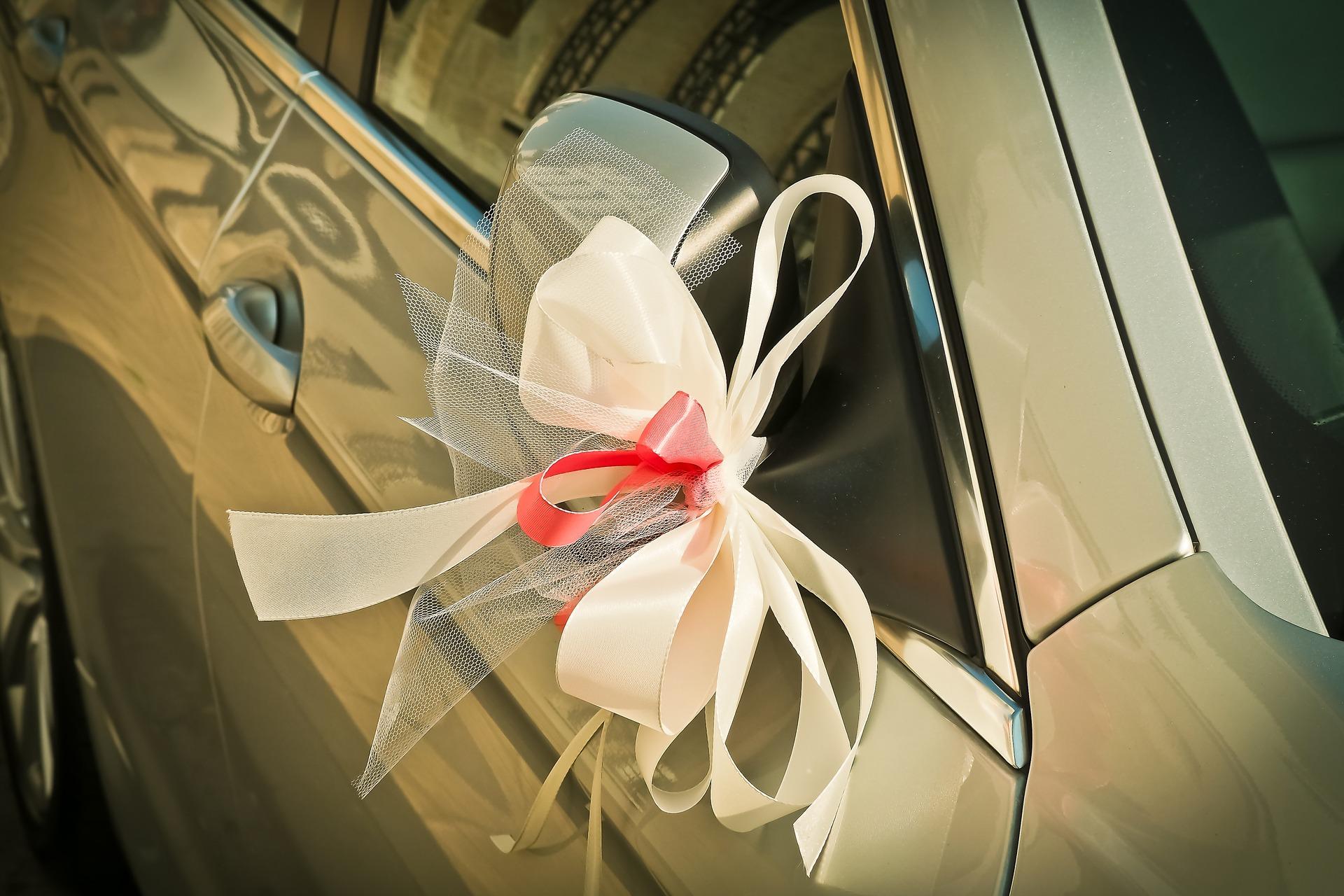 Odvoz ze svatby - rozvoz svatebčanů