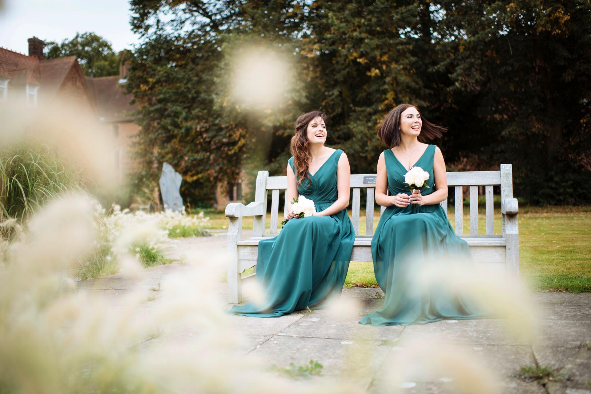 Družičky na svatbě