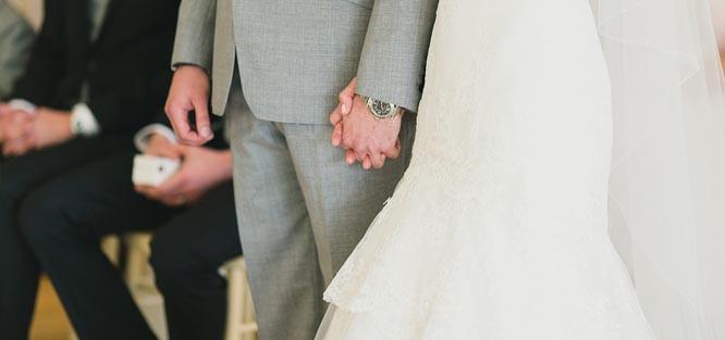 Originální svatební řeč oddávajícího