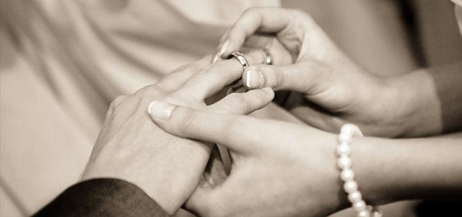 Svatební tradice a zvyky - prstýnky