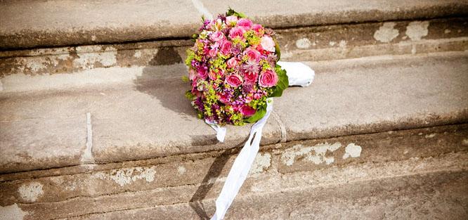 Svatební tradice a zvyky - svatební kytice