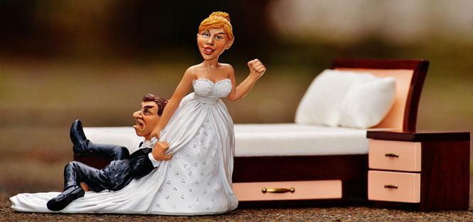 Svatební tradice a zvyky - svatební noc