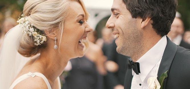 Vtipná svatební řeč oddávajícího