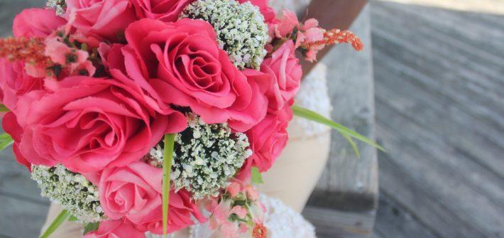 Druhy svatebních kytic