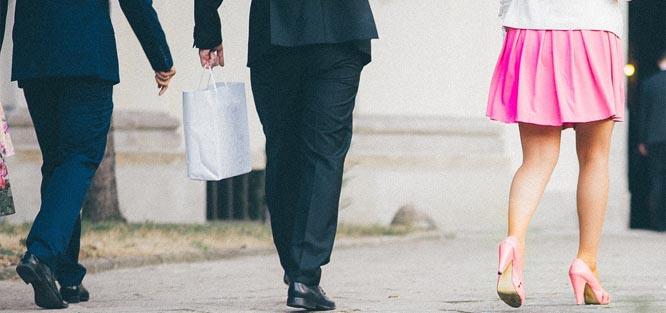 Oblečení na svatbu hostě - dress code