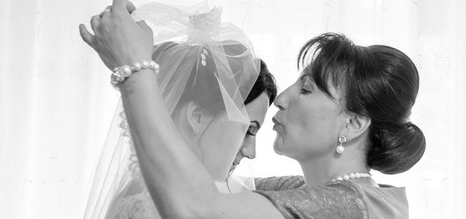 Doprovod nevěsty k oltáři