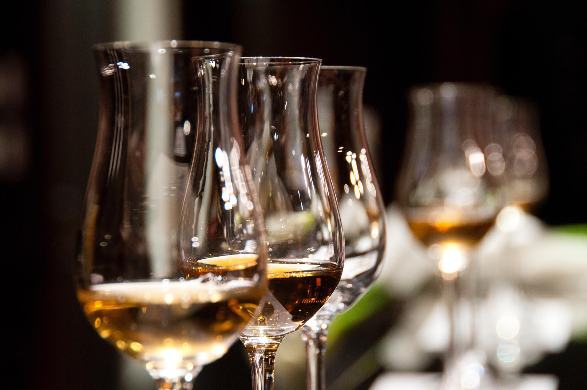 Množství alkoholu na svatbu