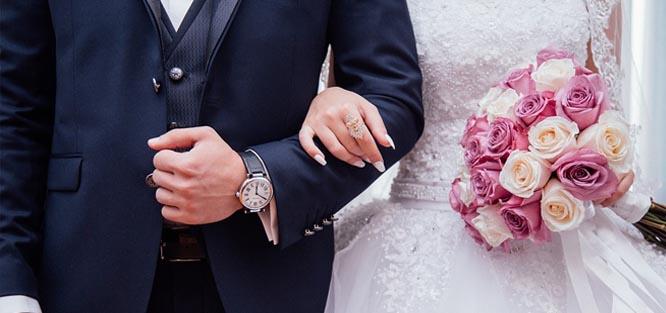 Svatební oblek pro ženicha