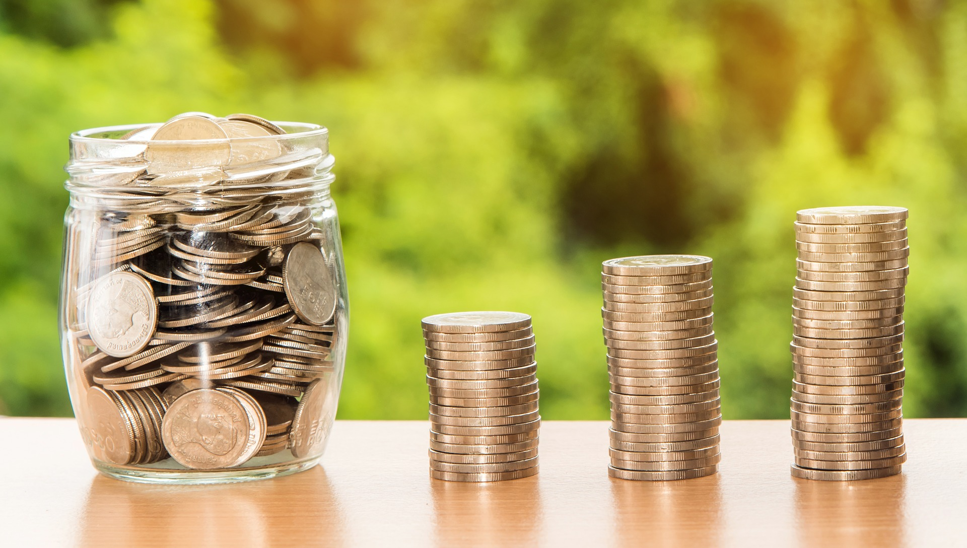 Jak vybrat peníze na svatbě