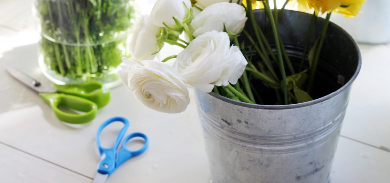 Cena svatební kytice