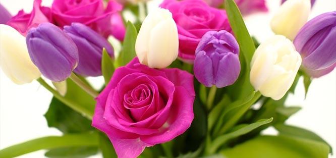 Kvalitní svatební kytice