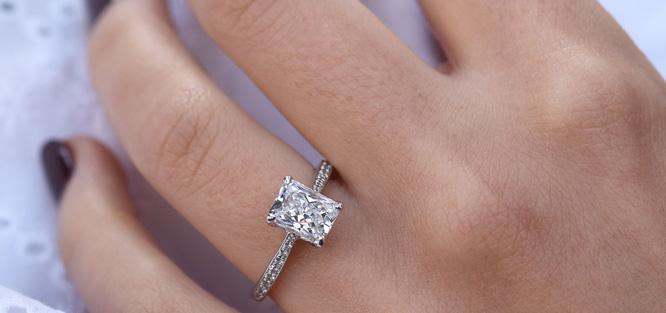 Tipy, jak má vypadat zásnubní prsten