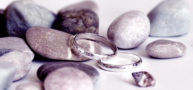 Snubní prsteny z platiny