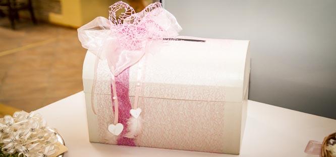 Svatební etiketa - dary