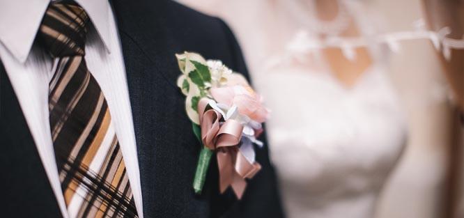 Svatební etiketa - oblečení