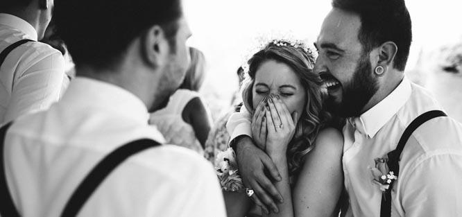 Svatební etiketa - proslov