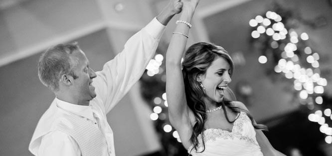 Svatební etiketa - tanec