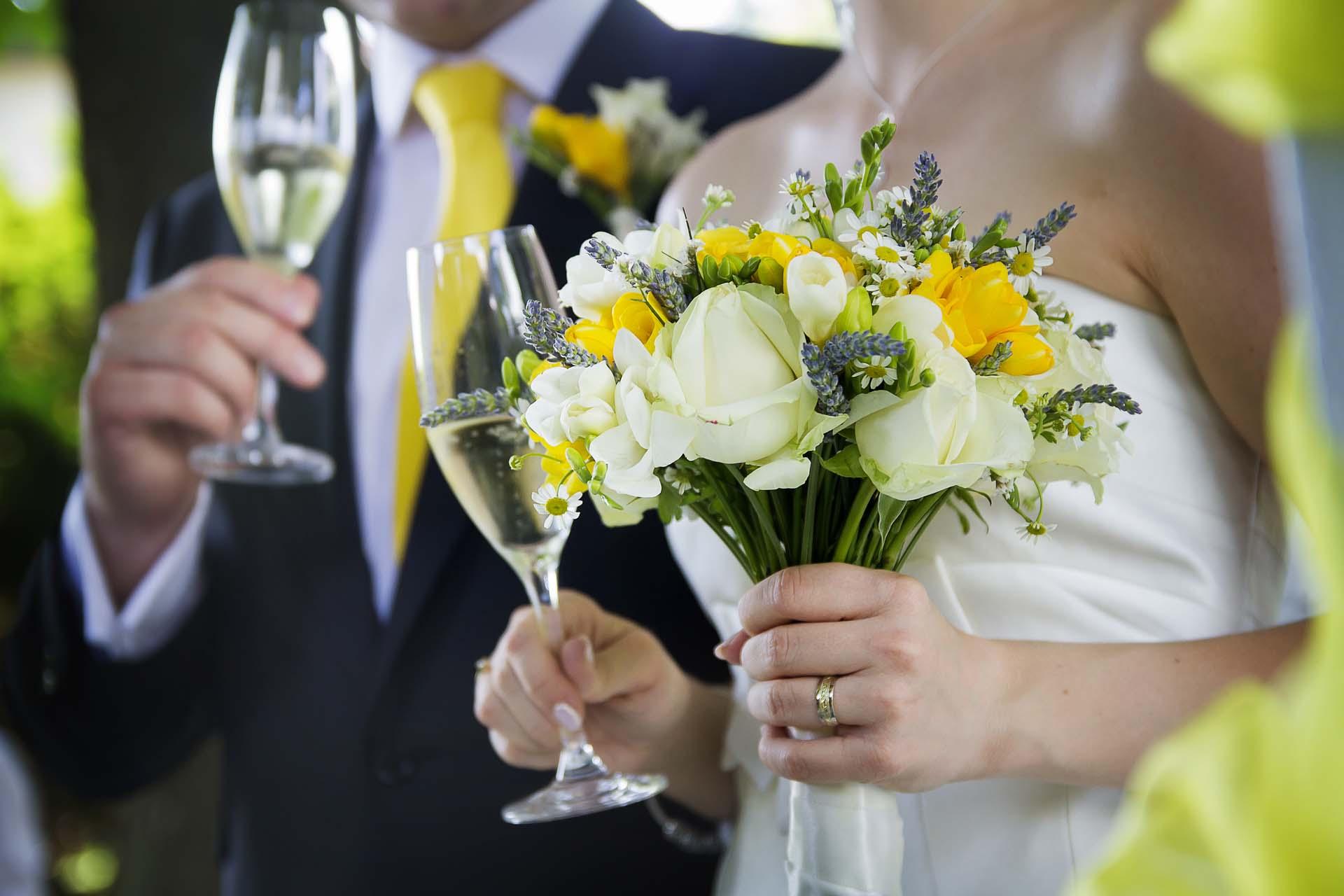 Svatební etiketa