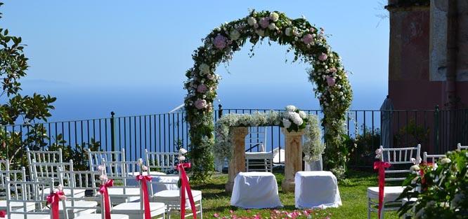 Svatební brána - výzdoba