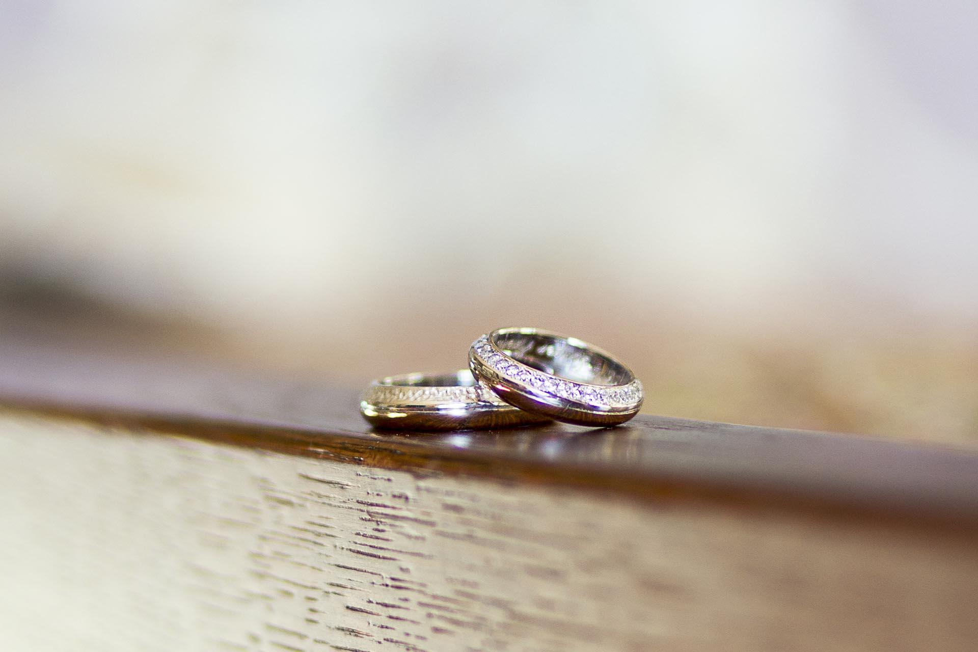 Symbol snubního prstenu