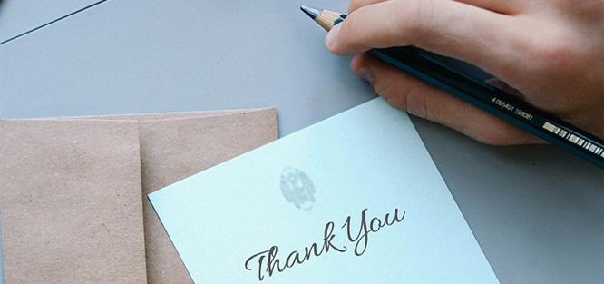 Text poděkování svatebním hostům