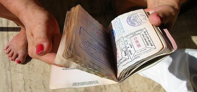 Cestovní pas – platnost po svatbě