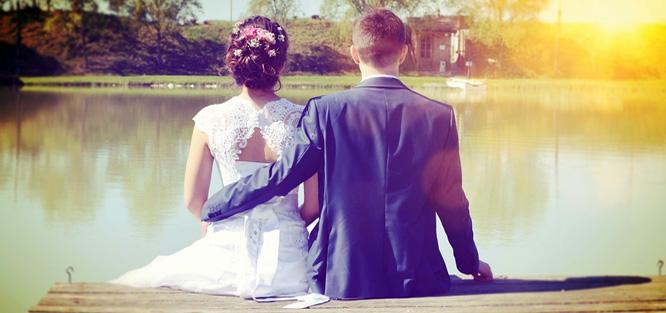 Páteční svatba