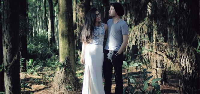 Svatba v lese – povolení