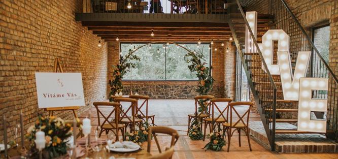 Svatba ve mlýně – Tip Svatbony