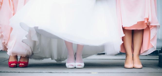Jak zvládnout svatební den nevěsty