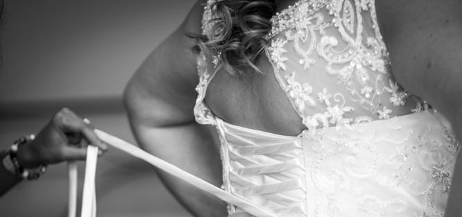 Svatební den – příprava nevěsty