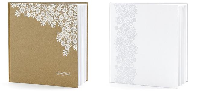 Svatební kniha hostů levně