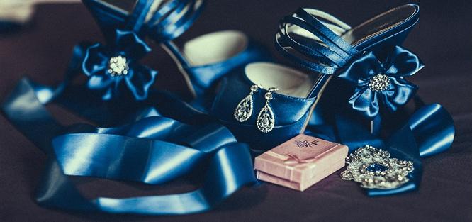 Něco modrého pro nevěstu