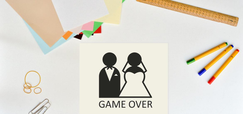 Vtipné svatební oznámení