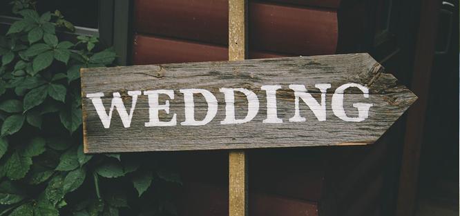 Boho styl svatby výzdoba