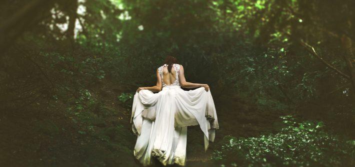 Boho svatba