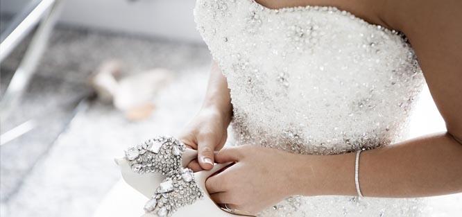 Jak vybrat barvu na svatbu - bílá