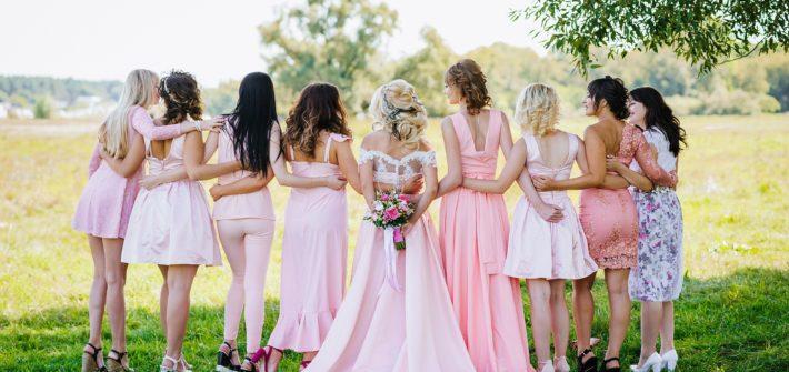 Jak vybrat barvy svatby?
